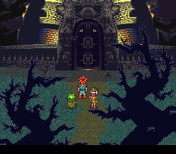 Chrono Trigger (USA) In game screenshot